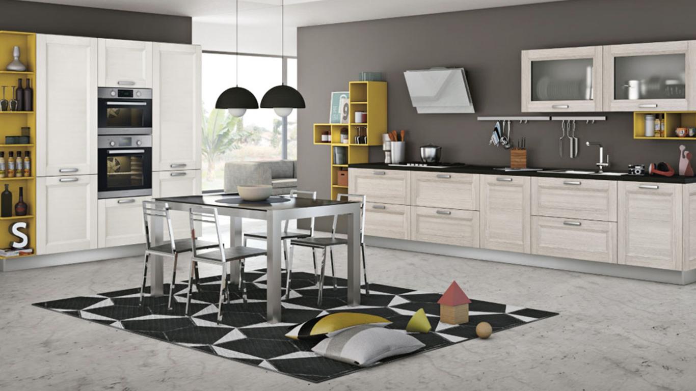 Come arredare una cucina a vista, i consigli di Creo Store Milano ...
