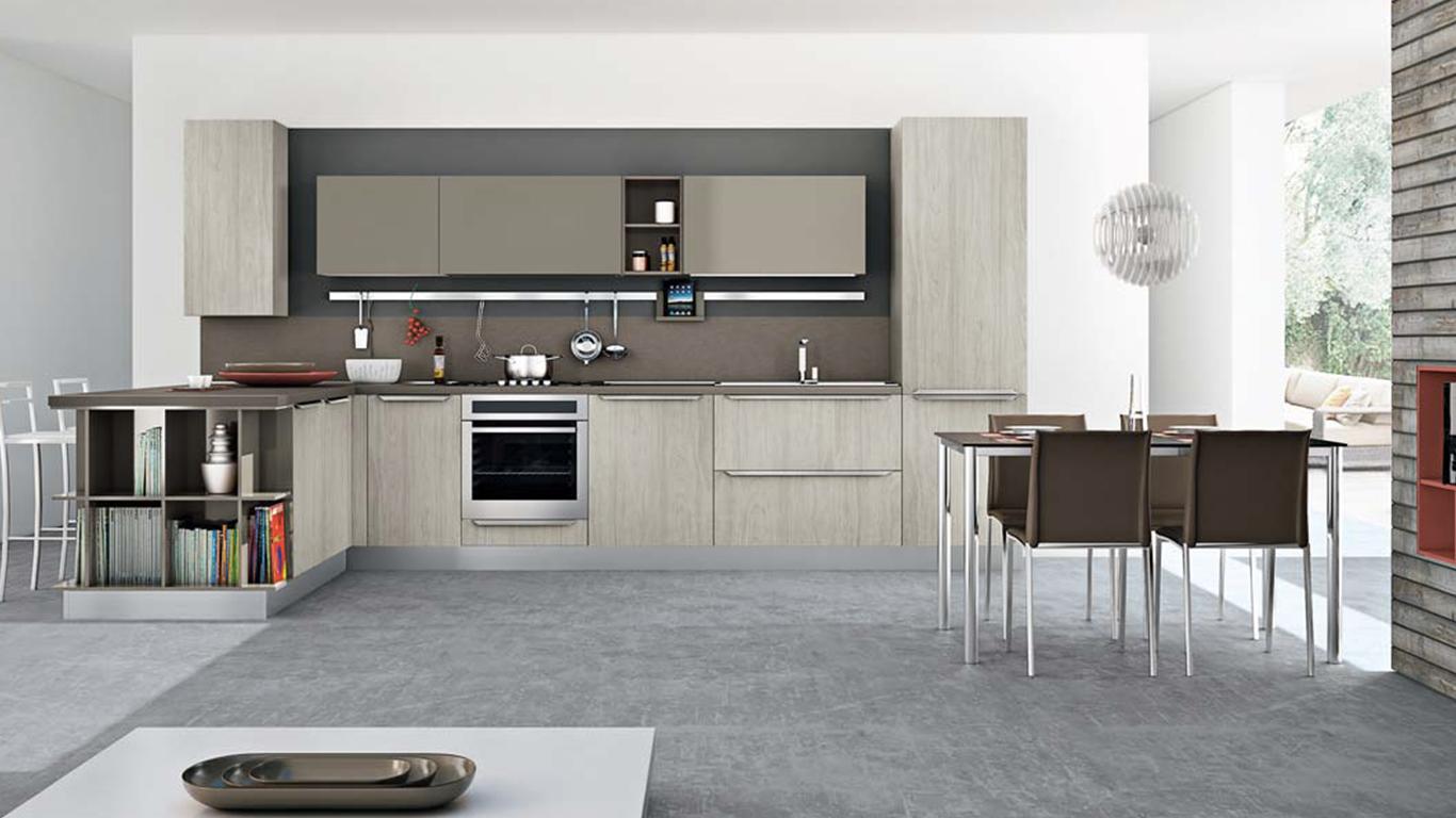 Arredare Open Space come arredare le cucine open space, i consigli di creo kitchens