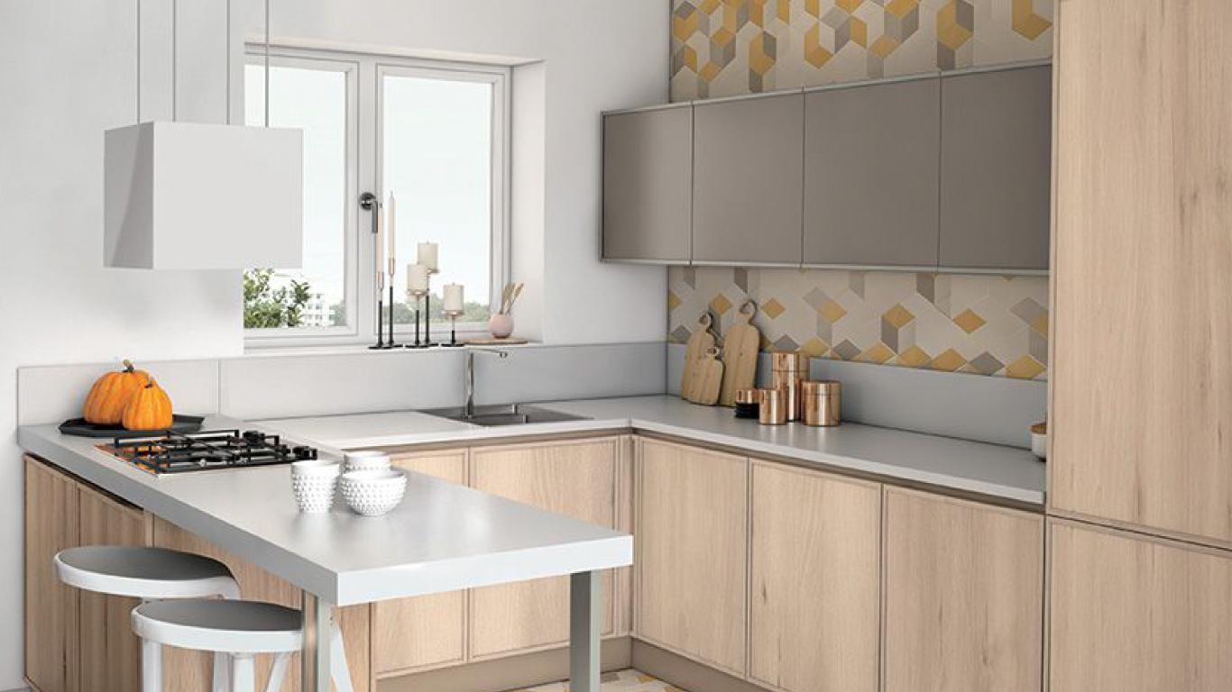 Arredare la cucina, come fare quando manca lo spazio - Creo Store ...