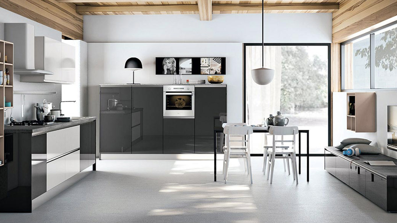 cucina completa di elettrodomestici Archivi - Creo Store Milano ...