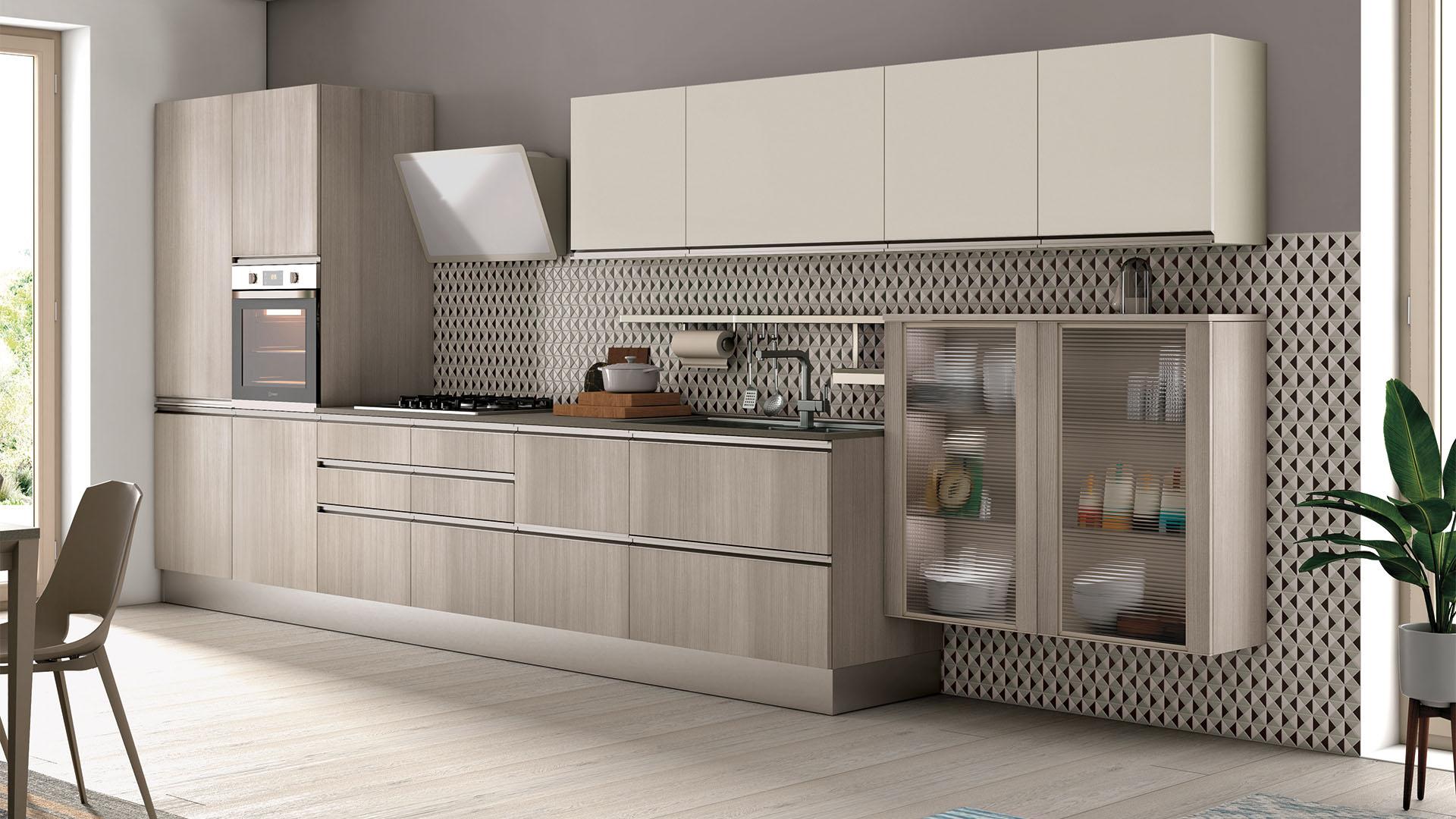 Piano Cucina Laminato : Tablet creo store milano showroom cucine a