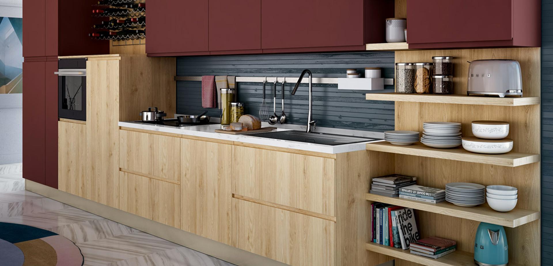 L Anima Urban Chic Della Nuova Cucina Jey Feel Creo Store Milano Showroom Cucine Creo Kitchens A Milano