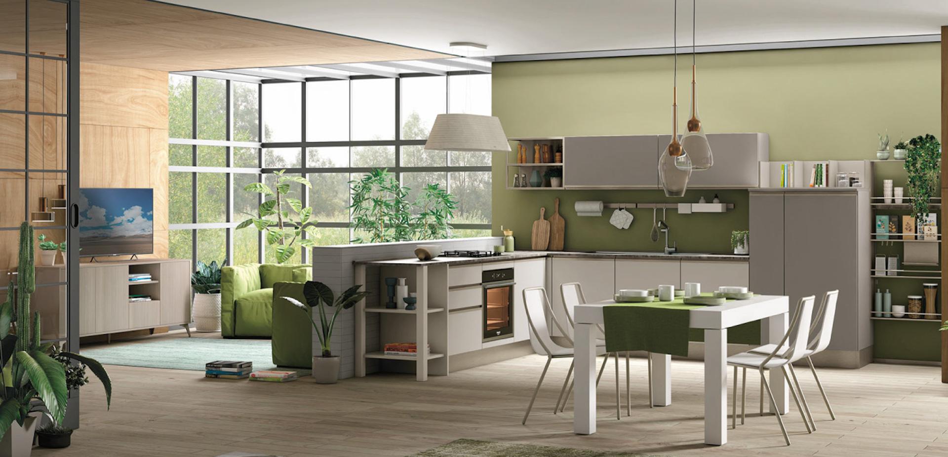 Idee Per La Cucina alcune idee per rinnovare la cucina in primavera senza